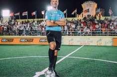سوکا ورلڈ کپ 2019، انگلینڈ نے ارجنٹائن کو ہرا دیا