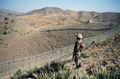 مغربی سرحد پردہشت گردوں کی فائرنگ، 2 واقعات میں چار جوان شہید ہو گئے