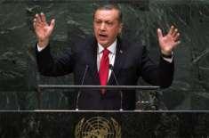 ترک صدر نماز جمعہ ایوان صدر میں اداکریں گے