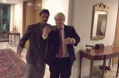 برطانیہ کے نئے وزیراعظم عمران خان کے دوست نکلے، بورس جانسن کی عمران ..