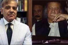 مولانا فضل الرحمان اپنے پلان کوہم سے مخفی رکھ رہے ہیں: شہباز شریف