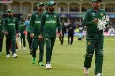 بھارت کے ہاتھوں شرمناک شکست کے بعد قومی ٹیم کے کھلاڑیوں کو چھٹی دے دی ..