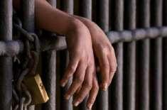 کراچی، مبینہ پولیس مقابلہ، 2زخمی ڈاکو گرفتار، اسلحہ اور ایک دستی بم ..