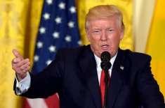 پاکستانی قیادت سے جلد ملاقات ہوگی،امریکی صدر کا عندیہ