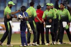 sri lanka to play odi series in lahore