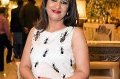 اداکارہ صبا حمید پرسوں اپنی سالگرہ منائیں گی