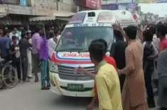 صادق آباد میں دلخراش واقعہ بیٹے نے چھریوں کے وار کرکے بھابھی کو شدید ..