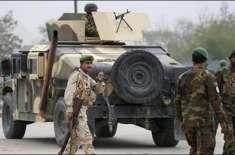 طالبان کے حملے میں افغان فوج کے30کمانڈوزہلاک