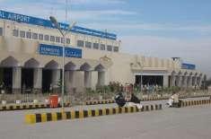 پشاور ائیرپورٹ سے سعودی عرب اور دیگر ممالک کیلئے پروازوں کے آغاز کی ..