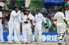 پاکستان ،سری لنکا ٹیسٹ سیریز کے لیے ٹکٹوں کی فروخت کا شیڈول جاری