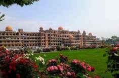 پشاور یونیورسٹی کا کانووکیشن 30 اکتوبر کوہوگا