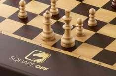 دنیا کی ذہین ترین شطرنج، جس میں چھوئے بغیر ہی پیس اپنی جگہ بدلتے ہیں