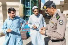 سعودی عرب میں 30لاکھ کے لگ بھگ غیر قانونی تارکین گرفتار کر لیے گئے