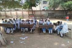 ننکانہ صاحب: گورنمنٹ گرلز سکول سید والا کی طالبات گزشتہ 3 سال سے کھُلے ..