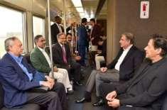 وزیراعظم عمران خان کمرشل فلائٹ کے ذریعے واشنگٹن پہنچ گئے