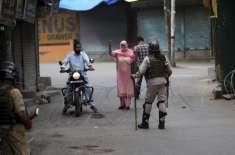 مقبوضہ کشمیر میں کرفیو کو 47 واں روز، پاکستانی وکلا نے بھارتی سپریم ..