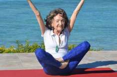 Meet The 100-Year-Old Yoga Instructor Who Has No Plans Of Stopping