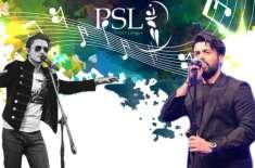 پاکستان کرکٹ بورڈ نے پی ایس ایل سیزن 4 کا آفیشل نغمہ جاری کرنے کا اعلان ..