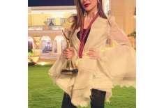 بین الاقوامی فیسٹیول میں اداکارہ عائشہ عمر کو پاکستان کی نمائندگی ..