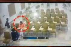 نمرتا کی موت سے دو دن قبل کی ویڈیو سامنے آ گئی