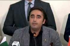 چئیرمین پاکستان پیپلز پارٹی بلاول بھٹو نے غیر ملکیوں سے ملاقاتوں کے ..