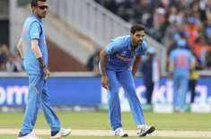 India vs Pakistan: Hamstring injury rules Bhuvneshwar Kumar out of match