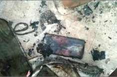 چارجنگ کے دوران موبائل فون پھٹنے سے 22سالہ نوجوان ہلاک
