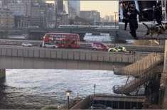 برطانوی دارالحکومت بڑی تباہی سے بال بال بچ گیا، لندن برج حملہ دہشت ..