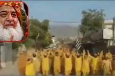 مختلف شہروں میں جمعیت علماءاسلام کے خلاف کریک ڈاﺅن