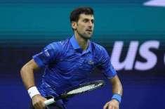ٹینس کی تازہ ترین عالمی رینکنگ جاری کردی گئی