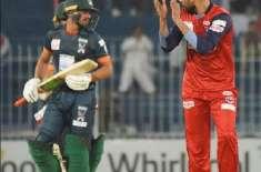 ناردرن نے بلوچستان کو 7وکٹوں سے شکست دیکر پوائنٹس ٹیبل پر پہلی پوزیشن ..