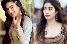 اداکارہ سارا علی خان نے جھانوی کے ساتھ اپنے موازنے کو مکمل مذاق قرار ..