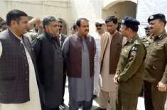 وہاڑی: وزیراعلیٰ پنجاب سردار عثمان بزدار کا اچانک وہاڑی کا دورہ