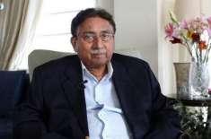 ہائی کورٹ نے ججز نظر بندی کیس میں پرویز مشرف کی انسداد دہشت گردی کی ..