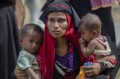 بنگلہ دیش کے اعلان کے جواب میں روہنگیا پناہ گزینوں کا واپس لوٹنے سے ..