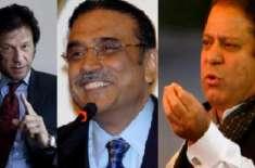احتساب کے پیچھے عمران خان ہے، اسٹیبلشمنٹ کا زرداری کو پیغام
