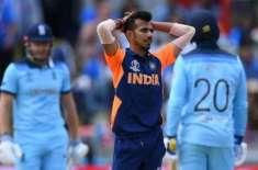 یزویندرا چھاہل ورلڈ کپ میچ میں زیادہ رنز کھانے والے مہنگے ترین بھارتی ..