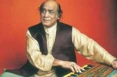 غزل گائیکی کے بے تاج باد شاہ مہدی حسن کی 13ویں برسی کل منائی جائیگی
