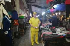 "The ""Yellow Man of Aleppo"" Has Been Wearing Only Yellow for the Last 35 Years"