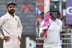 بھارت اور جنوبی افریقہ کے درمیان تیسرا اور آخری ٹیسٹ 19 اکتوبر سے شروع ..