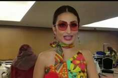 گلاسگو میں سکاٹ لینڈ۔پاکستان فیشن ویک سیزن 2 میں پاکستانی ملبوسات کی ..