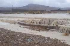 اوتھل میں 4 افراد سیلابی ریلے میں بہہ کر جاں بحق،