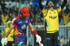this is the first time in PSL history that an entire innings has gone by without a six being hit