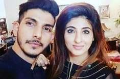 اداکار و گلوکار محسن عباس حیدر کی اہلیہ فاطمہ سہیل کا شوہر پر تشدد اور ..