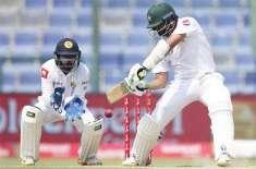 پاکستان، سری لنکا کے خلاف ٹیسٹ سیریز ہوم کراوٴڈ کے سامنے کھیلے گا