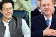 پاکستان اور ترکی دنیا میں اسلام فوبیا کے خلاف لڑنے کے لیے متحد ہو گئے