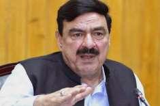 ذ*فضل الرحمان کی غلط فہمی دور ہو چکی ق لیگ عمران خان کے ساتھ ہے،شیخ رشید