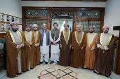 سلطنت عمان نے مقبوضہ کشمیر کے معاملے پر پاکستان کی مکمل حمایت کا اعلان ..