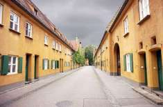 Fuggerei- The German Housing Complex Where Rent Hasn't Gone Up in 500 Years