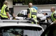 کرائسٹ چرچ حملہ میں زخمی 67 سالہ پاکستانی شہری  تاحال بیہوش